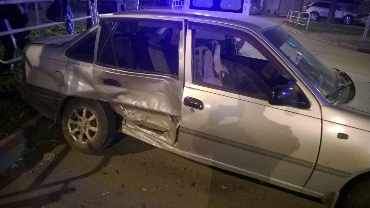 Трое детей пострадали вавтоаварии вЧелябинске