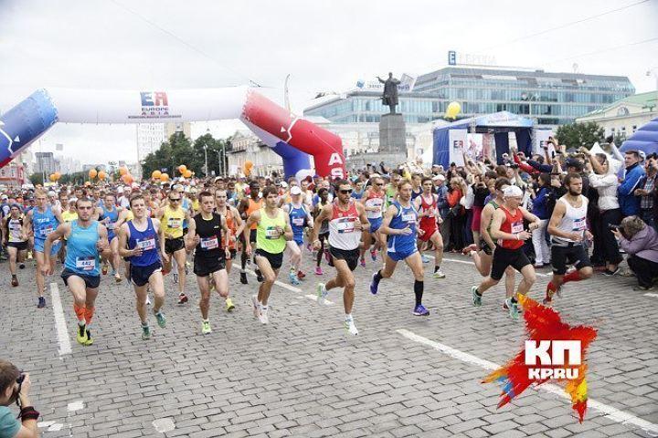 ВКазани пройдет 1-ый в РФ марафон втюбетейках