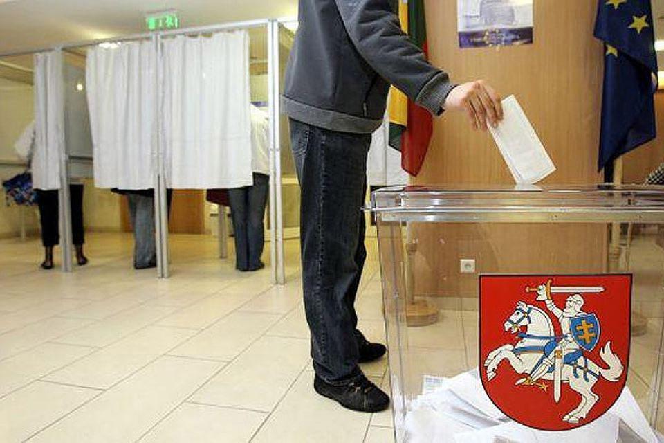 Заблаговременное голосование напарламентских выборах началось вЛитве