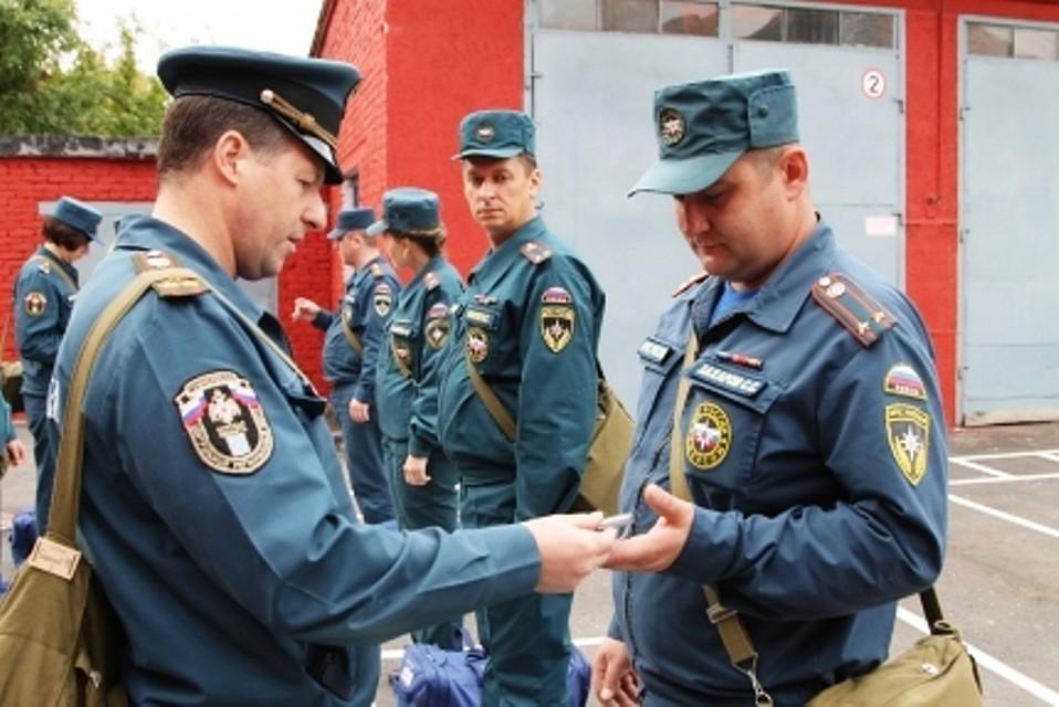 ВКурской области начинается трехдневная тренировка спасателей