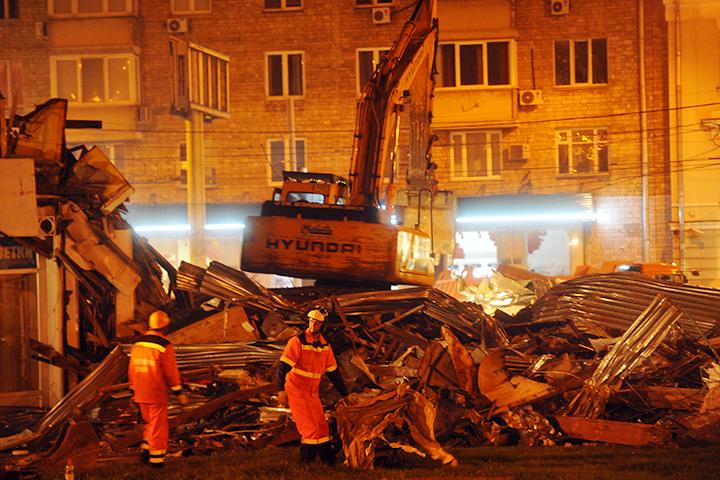 Московские власти подготовили третий список подлежащих сносу самостроев