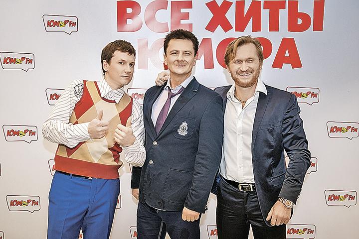 Среди участников концерта «Уральские пельмени». Фото: Предоставлено организаторами