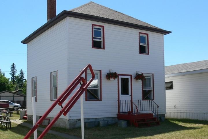 Дом, который удалось обменять канадцу на скрепку. Теперь это туристический объект. guia.odisseias.com