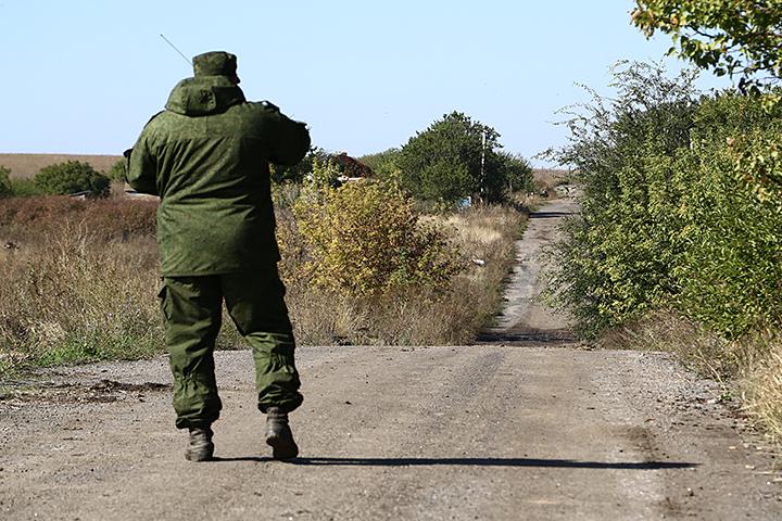 На Донбассе из наших офицеров сейчас есть только сотрудники СЦКК
