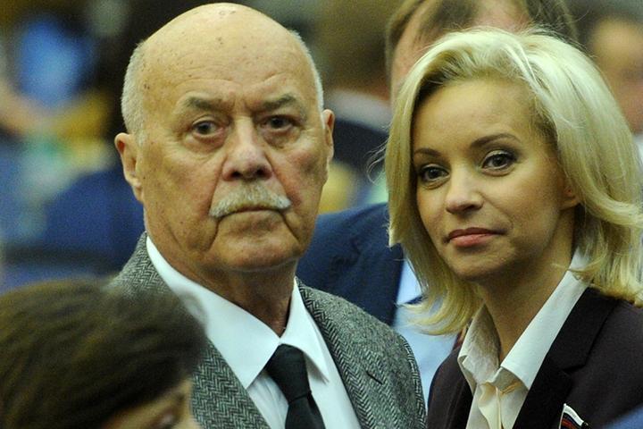 Комитет по культуре возглавит Станислав Говорухин