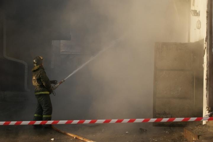 ВБурятии впожаре вжилом доме погибли двое мужчин