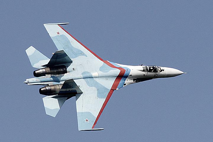 Финляндия подозревает российский Су-27 в нарушении воздушного пространства.