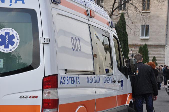Сбитого мужчину доставили в больницу с серьезными травмами
