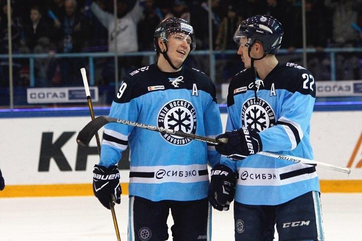 «Сибирь» переиграла нижегородское «Торпедо»— Хоккей