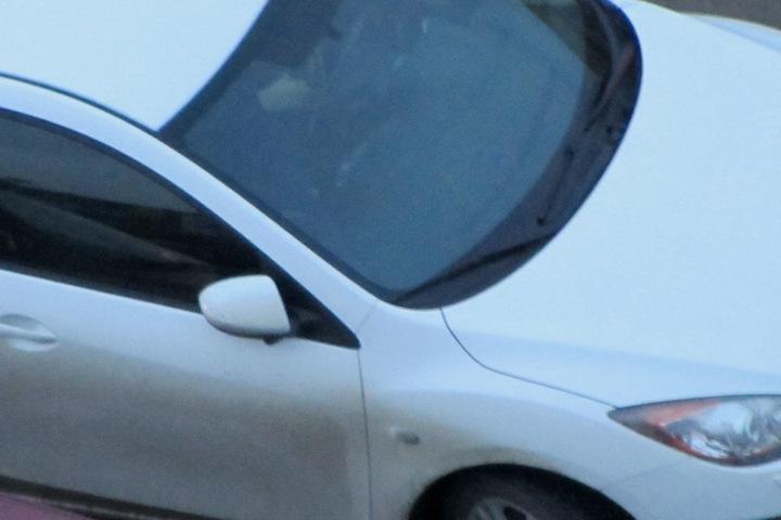 ВЛипецке шофёр «ВАЗа» протаранил иномарку с 2-мя детьми