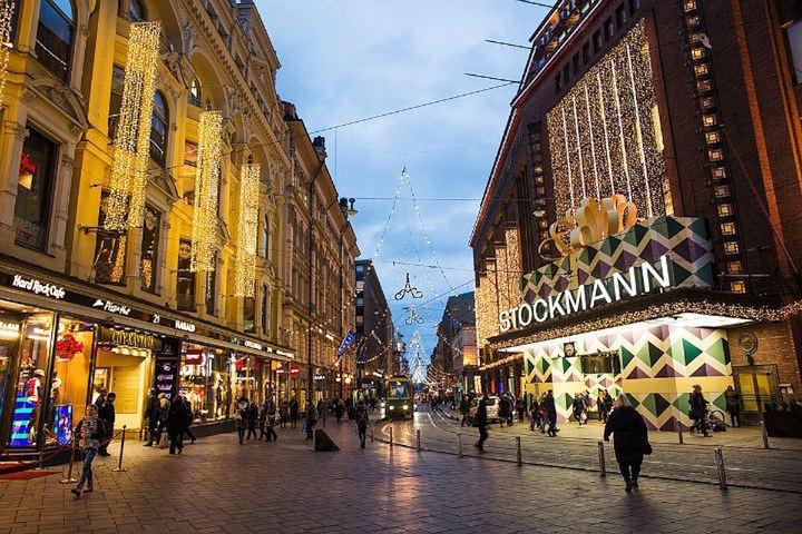Хельсинки - столица самой безопасной, по мнению ВЭФ, страны