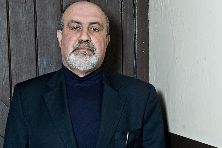 Автор «Черного лебедя» Нассим Николас Талеб