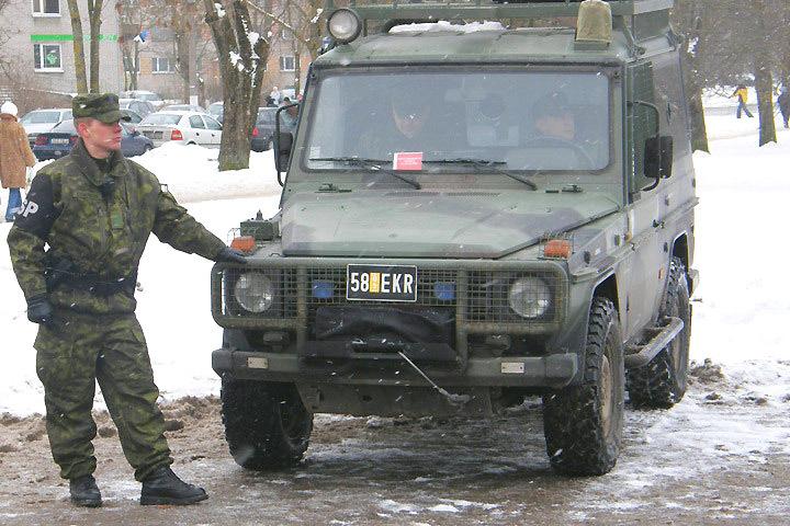Милитаризация Эстонии продолжается. Фото: из архива «КП» в Северной Европе»