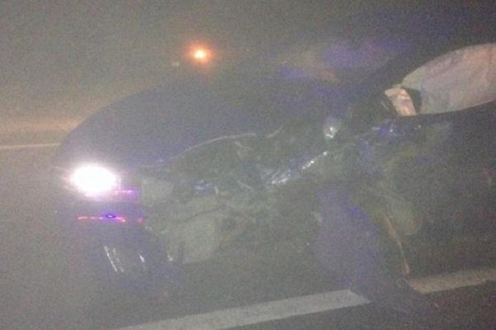 Тройное ДТП спровоцировал лихач вКировском районе Ставрополья