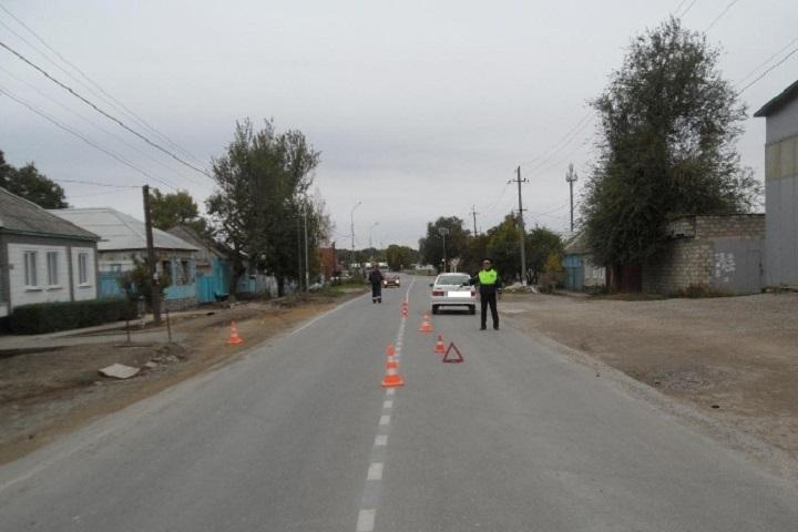 НаСтаврополье 54-летний шофёр ВАЗа сбил 10-летнюю школьницу