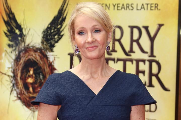 Джоан Роулинг: «Мир Гарри Поттера никогда не покидает мои мысли…»