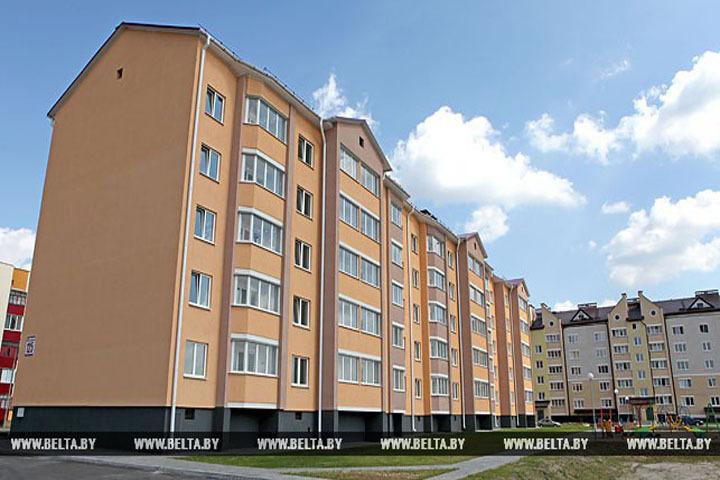 В Республики Беларусь запретят строить многоквартирные дома без пандусов