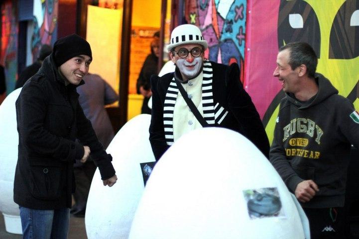 В Петербурге отмечают Всемирный день яйца