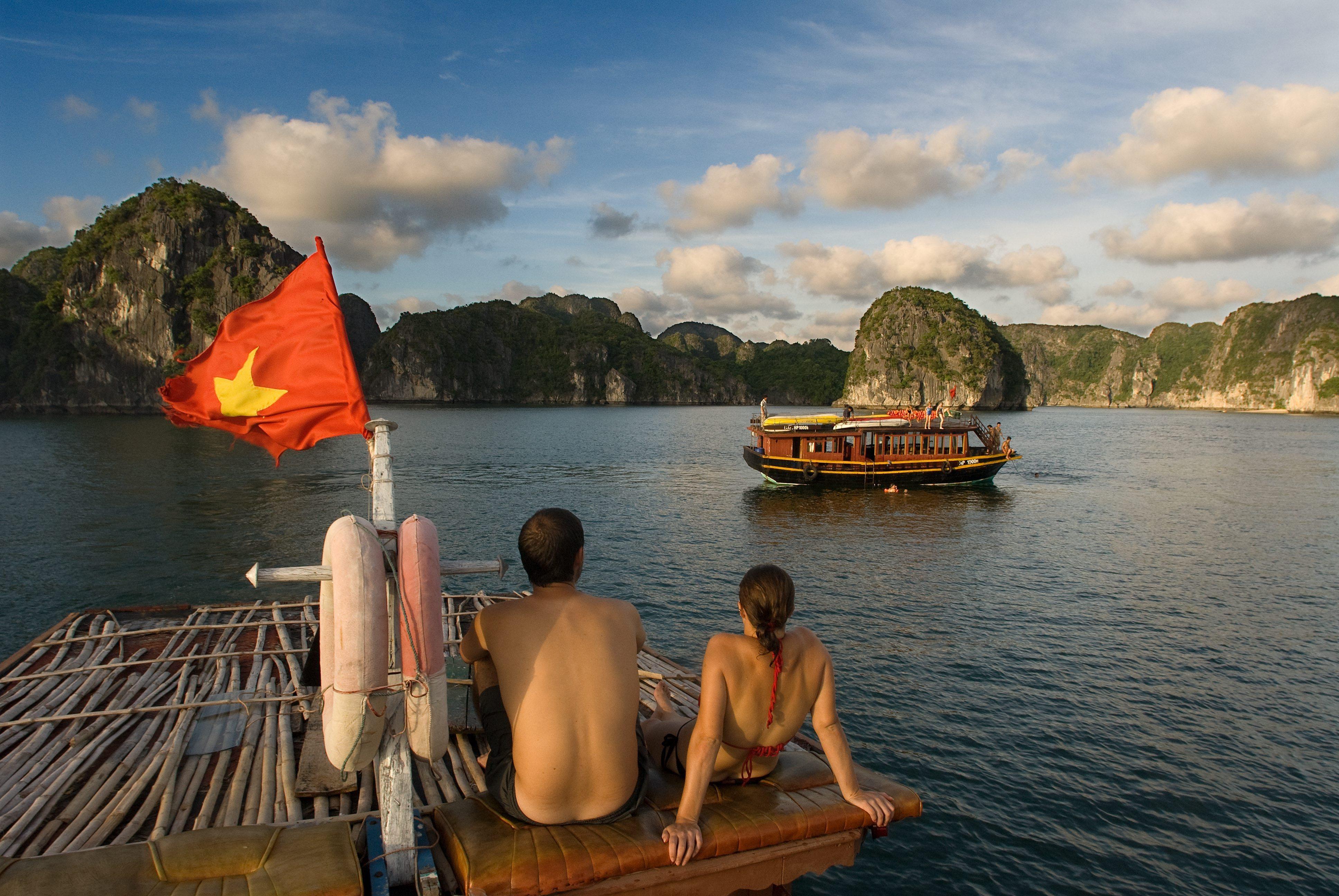 Многие туристы отправятся во Вьетнам. Фото: DPA/TASS