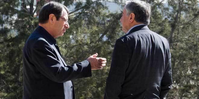 Встреча лидеров разделенного Кипра