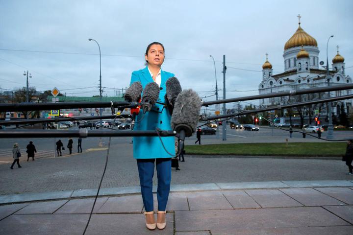 Маргарита Симоньян сообщила, что все счета телеканала Russia Today в Британии заблокированы.