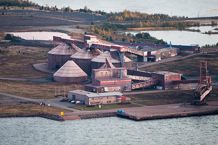 Жители Кируны и Мальмбергета говорят о нанесении государственной горнодобывающей компанией LKAB ущерба их домам. Фото: с сайта wikimedia.org