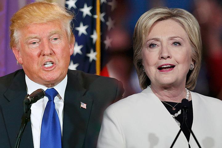 Оба кандидата сейчас колесят по американским городам и весям, особенно активно встречаясь с народом.