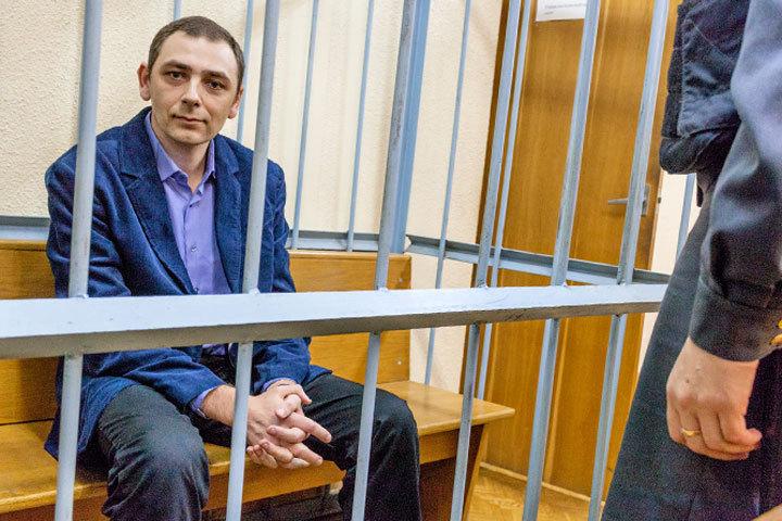 Максим Субботкин приговорен к пяти годам лишения свободы. Фото: belgazeta.by