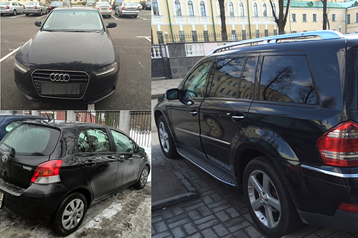 В Беларуси вскрыта очередная «автомобильная пирамида». Фото: СК РБ.