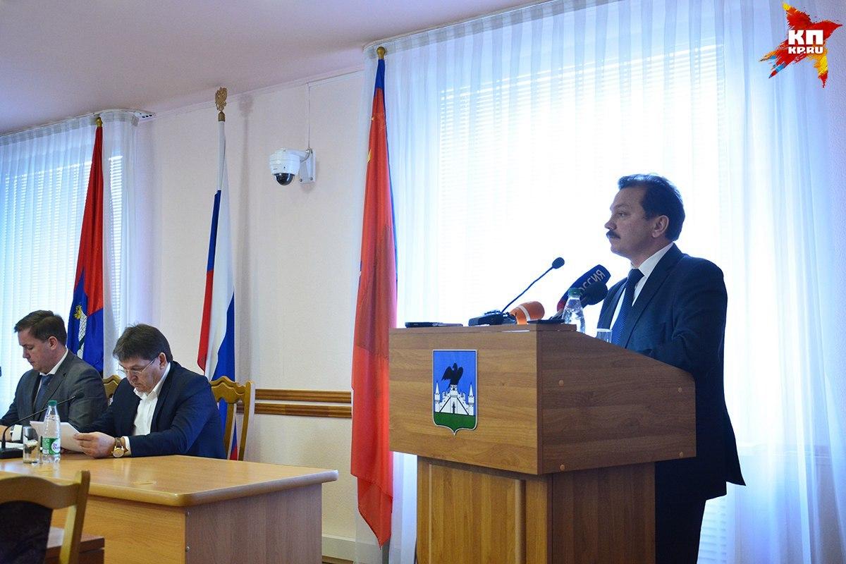 Заместителем руководителя администрации Орла стал Сергей Мерзликин