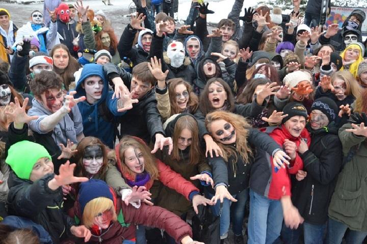 Юрий Задоя попытался сорвать «парад зомби»