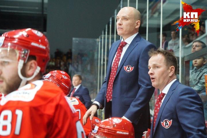 Андрей Разин рад собственной отставке споста основного тренера «Автомобилиста»