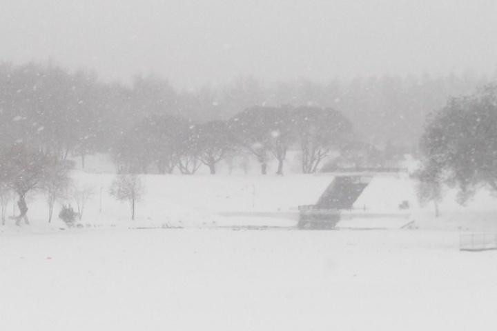 Синоптики прогнозируют казанцам сильный снег, метель, гололед ипорывистый ветер