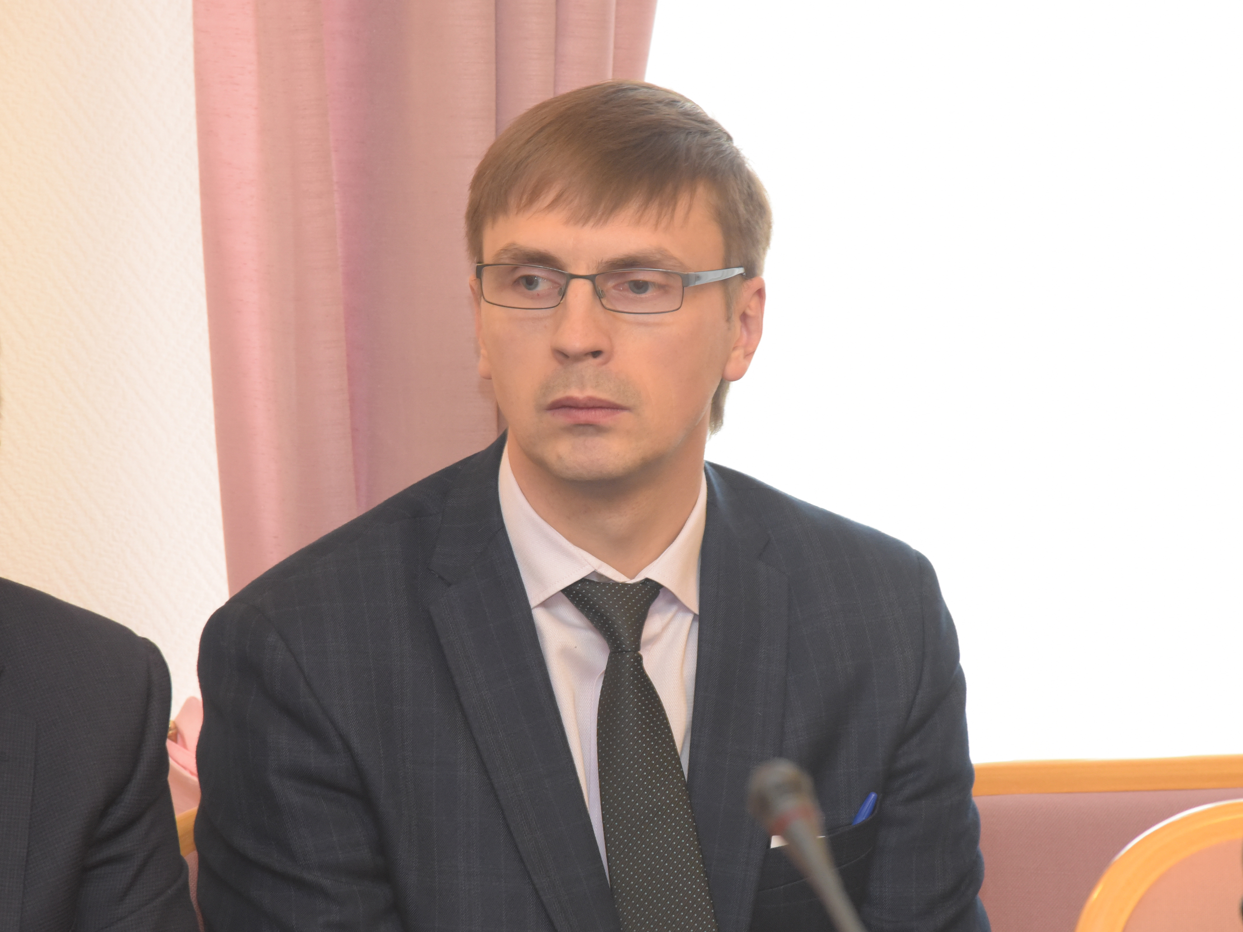 Место Павла Белявского вТюменской облдуме займет Дмитрий Новицкий