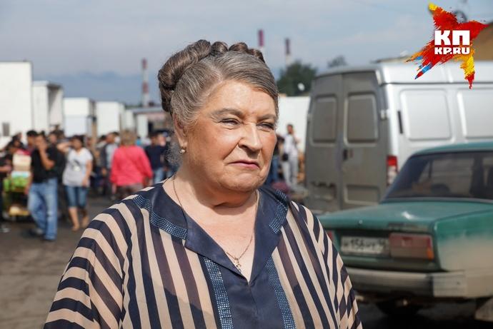 ВЕкатеринбурге скончалась «хозяйка» «Овощебазы №4» Татьяна Русина. Место идата похорон