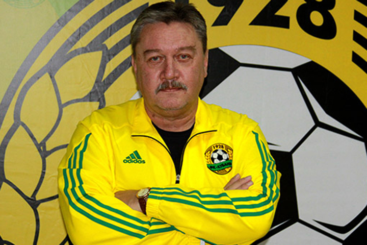 Основным тренером «Кубани» стал Южанин