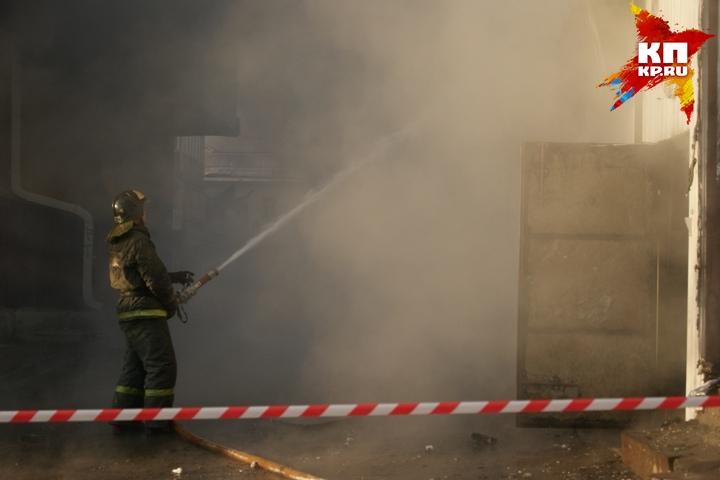 ВИркутске 30 человек самостоятельно эвакуировались впроцессе пожара вжилом доме