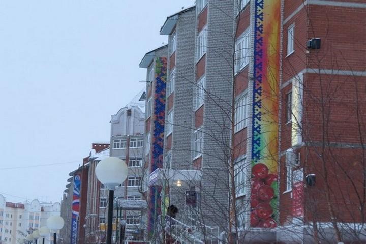 НаЯмале ввели практически 117 тыс. квадратных метров жилья всамом начале года