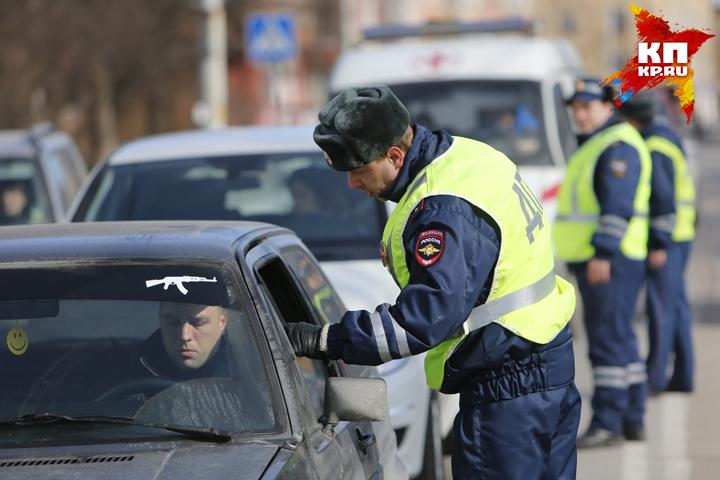 Массовые проверки водителей пройдут на текущей неделе вБрянском районе