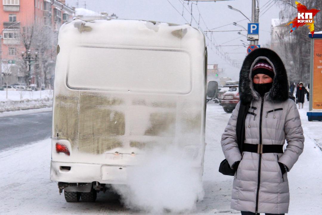 ВБарнауле практически четверть автобусов имаршруток невышли налинию
