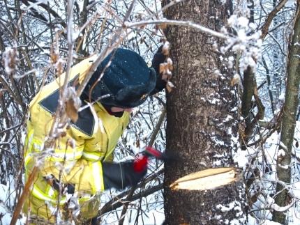 ВТверской области продолжаются работы повосстановлению электроснабжения
