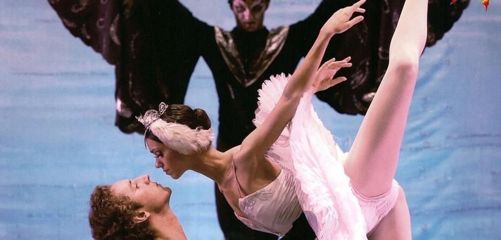 """Солистка """"Русского балета"""": """"Когда начинала репетировать """"Лебединое озеро"""" – плакала""""! ФОТО: организаторы"""
