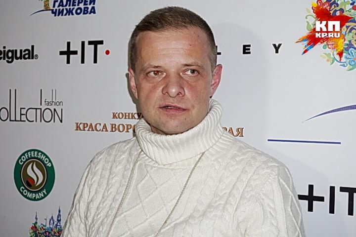 Роман Рябцев в Воронеже.