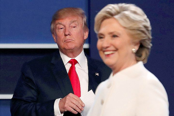 Казус американской выборной системы: американцы голосовали за Клинтон, а победил Трамп