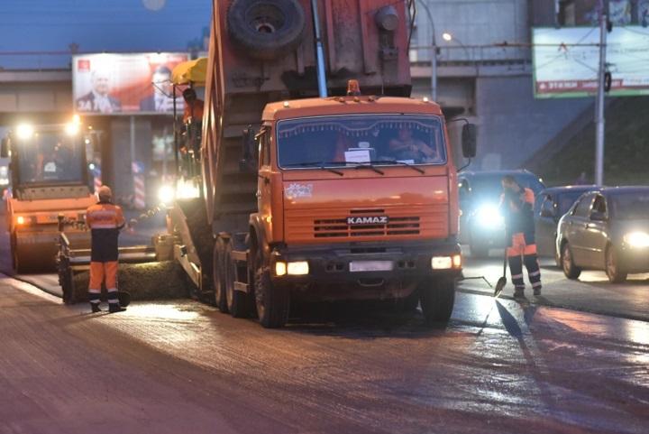 Трагедия произошла во время ремонта дороги