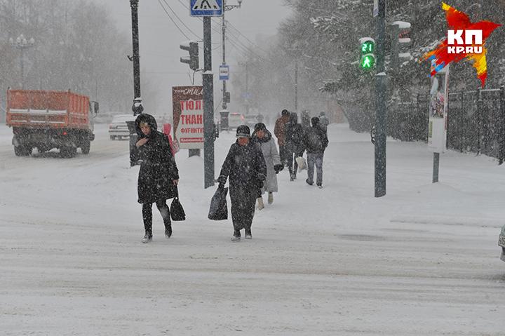 Хабаровским коммунальщикам придется крупно заплатить за неубранный снег