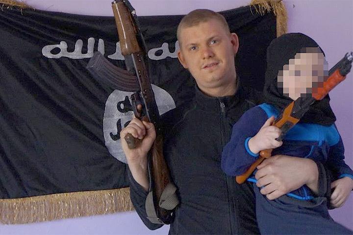 Шведские соцслужбы платили пособия боевику ИГИЛ. Фото: с сайта WordPress.com