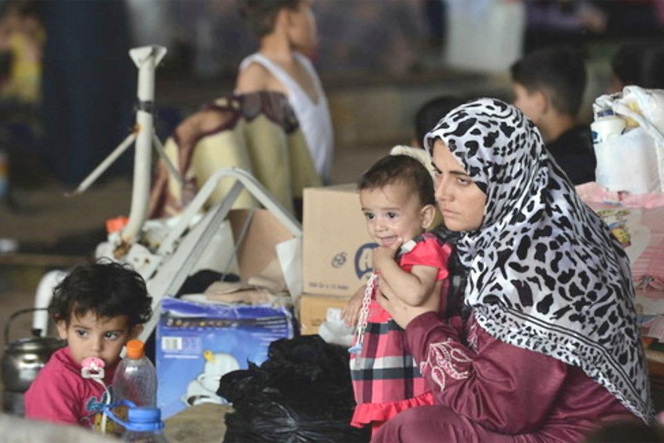 Сирийские беженцы в Литве не могут обзавестись собственной жилплощадью.