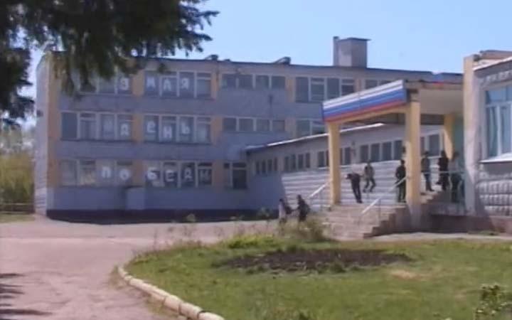 Восьмиклассник ходит в Сосновскую школу
