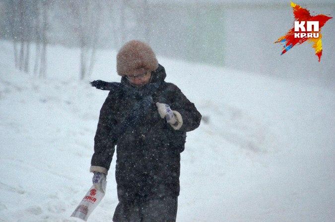 Прогноз погоды в Иркутске: 23 ноября в городе снег и -8